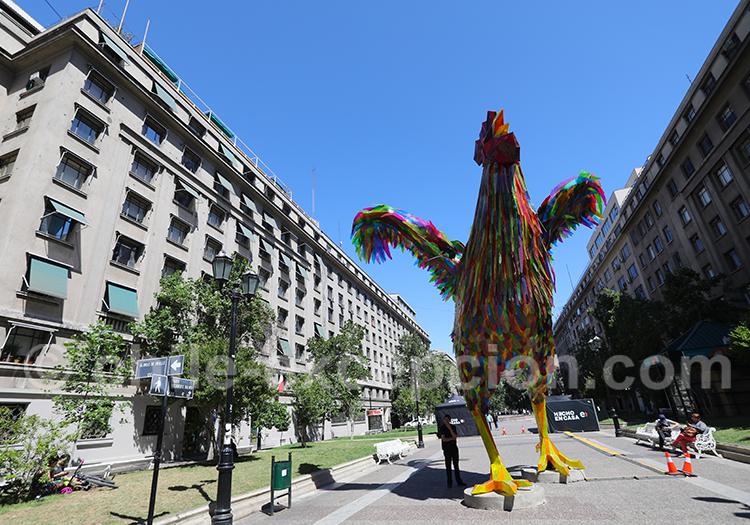 City Tour de Santiago du Chili