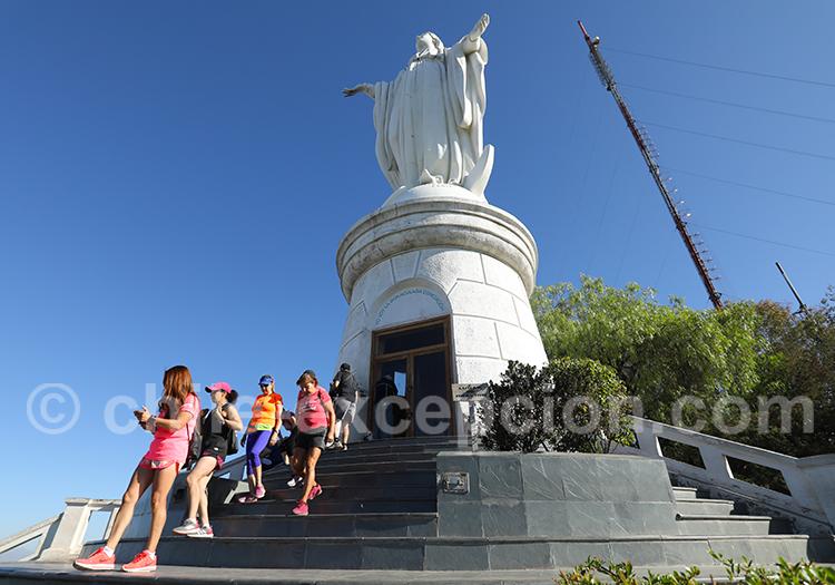 Santiago du Chili, 1ère étape du voyage