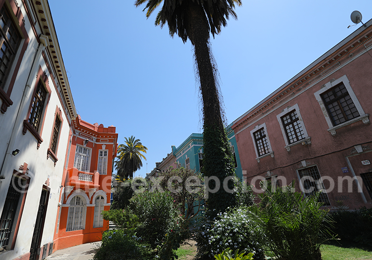 Visite de Santiago du Chili