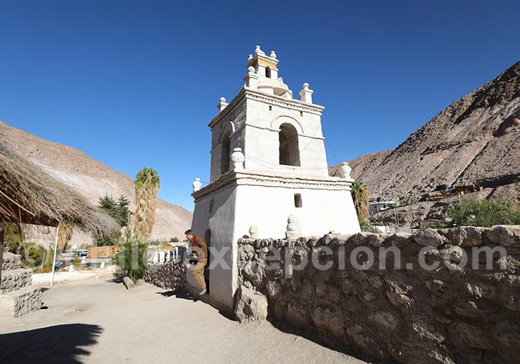 Visite de Guañacagua