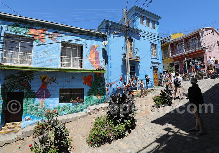 City Tour à Valparaiso