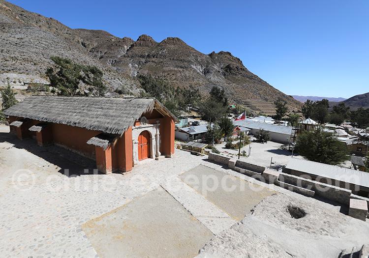 Visite de Belen, région d'Arica et Parinacota