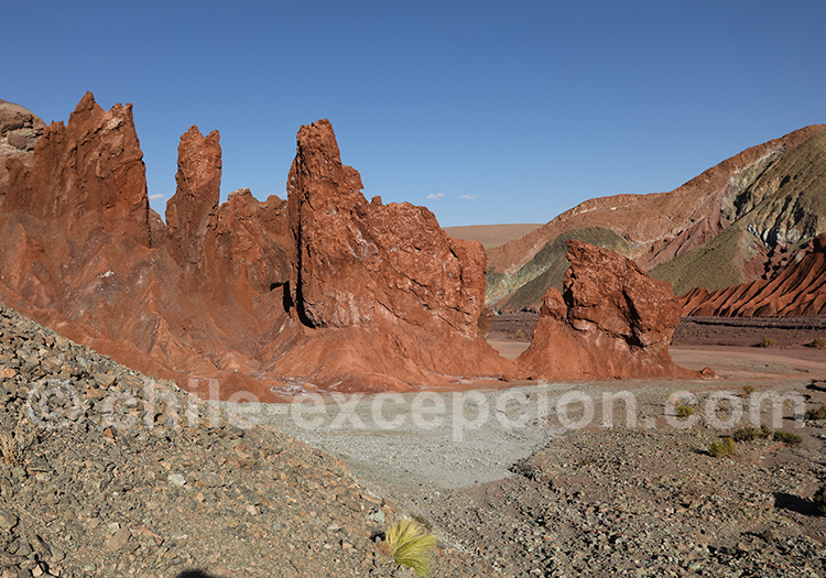 Excursion Arco Iris, Atacama