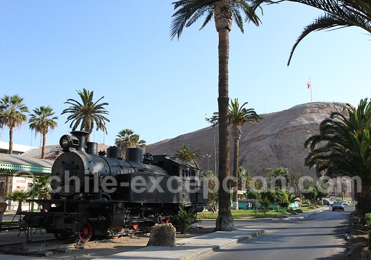 Visite d'Arica