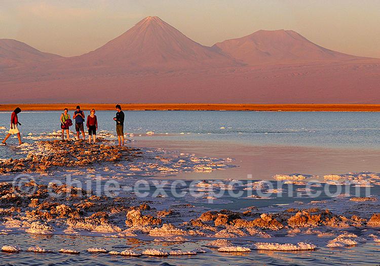 Lagune Tebinquiche, Chile Excepcion