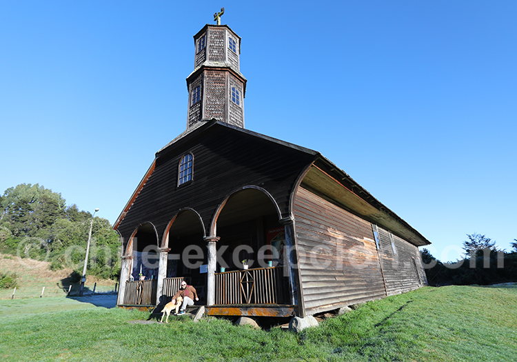 Découverte des églises de Chiloé