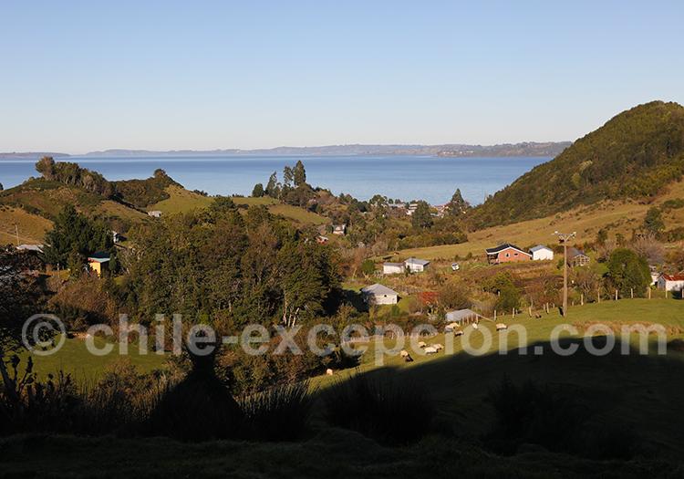 Exploration de Chiloé avec chauffeur-guide privé