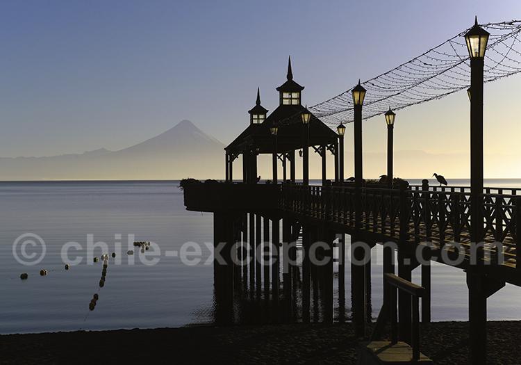 Volcan Osorno depuis Frutillar