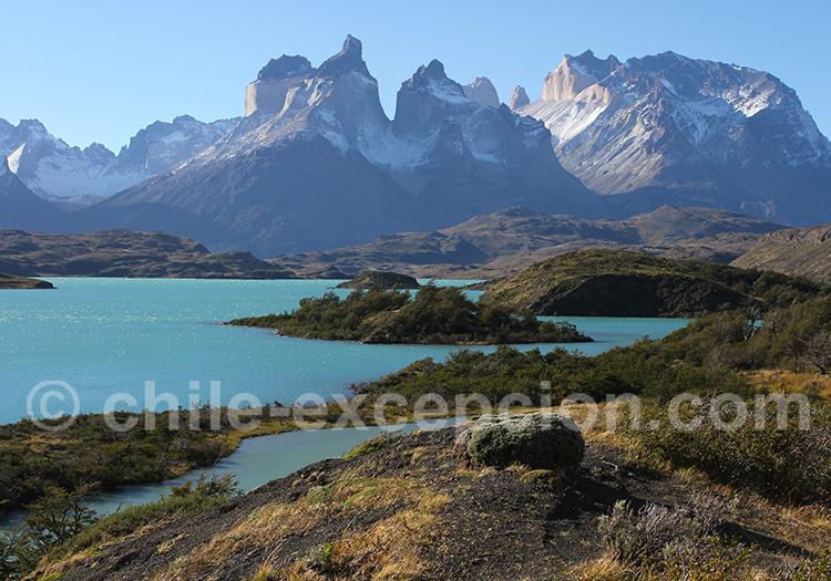 Découverte du parc Torres del Paine