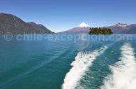 Lacs Todos Los Santos, volcan Osorno