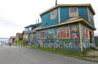 Les maisons en bois de Chiloé