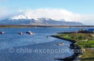 La Costanera de Puerto Natales