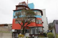 La Sebastiana, maison de Pablo Neruda, Valparaiso, Chili