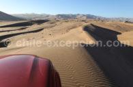 Les dunes de Copiapó