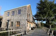 Les maisons historiques de Chiloé