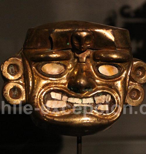 Masque culture Vicus Moche 400 av.J.-C. - 500 apr. J.-C.