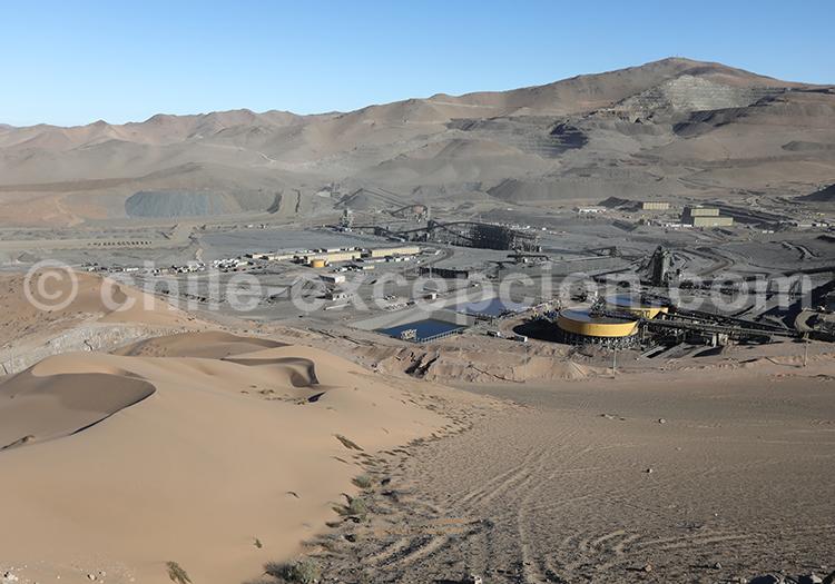 Mine du Cerro Negro Norte