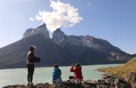 Mirador Los Cuernos, Torres del Paine