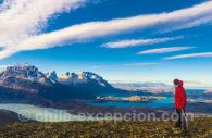 Mirador Mont Ferrier, Chili
