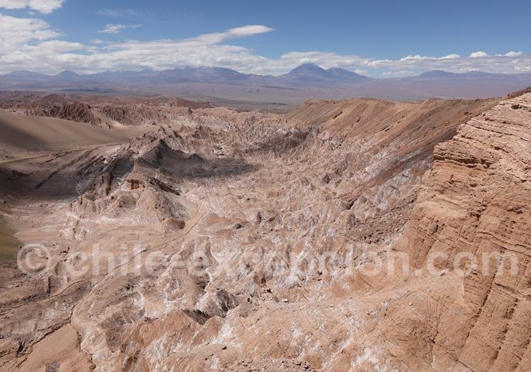 Mirador de la vallée de la Mort