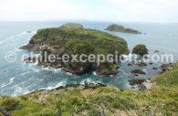 Monument Naturel îlots de Puñihuil