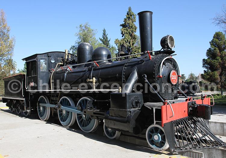 Musée Ferroviaire de Santiago