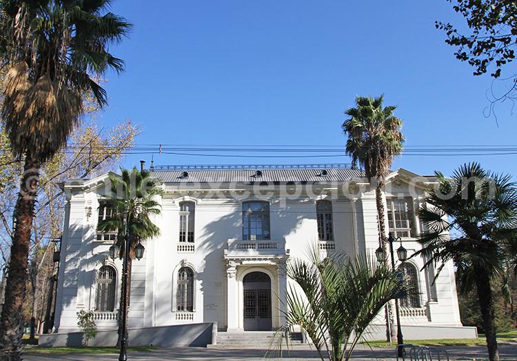 Musée des Arts Contemporains de Santiago MAC