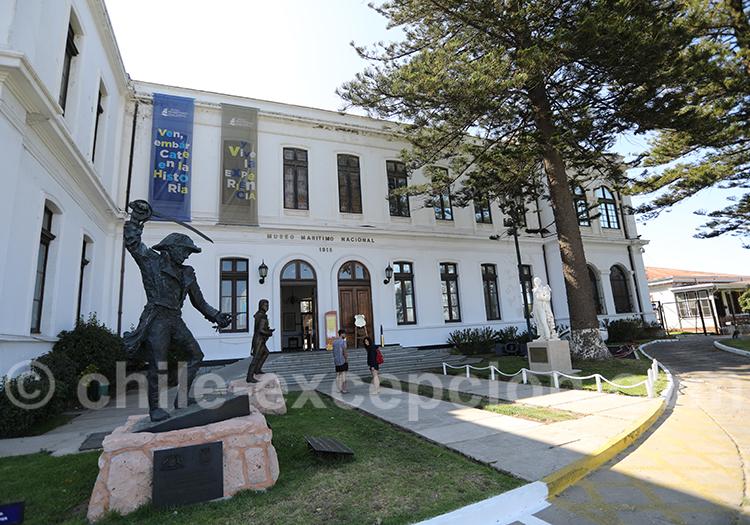 Musée Naval et Maritime de Valparaiso