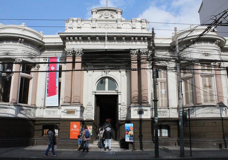 Musée d'Histoire Naturelle de Valparaiso