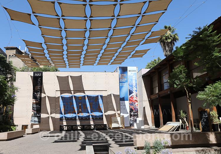 Musée des Arts Visuels Lastarria