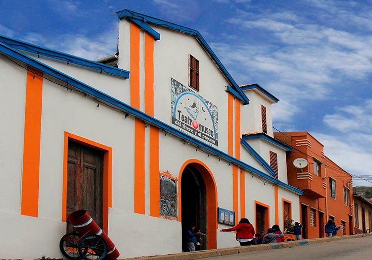 Musée-théâtre de la Marionette et du clown, Valparaiso