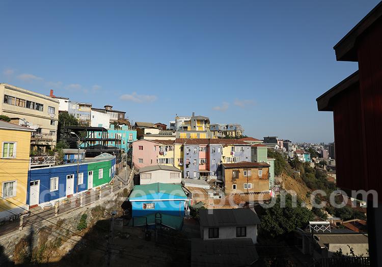 Museo a Cielo Abierto, Valparaiso