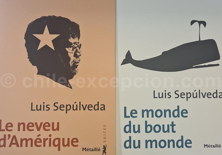 Œuvres de Luis Sepúlveda