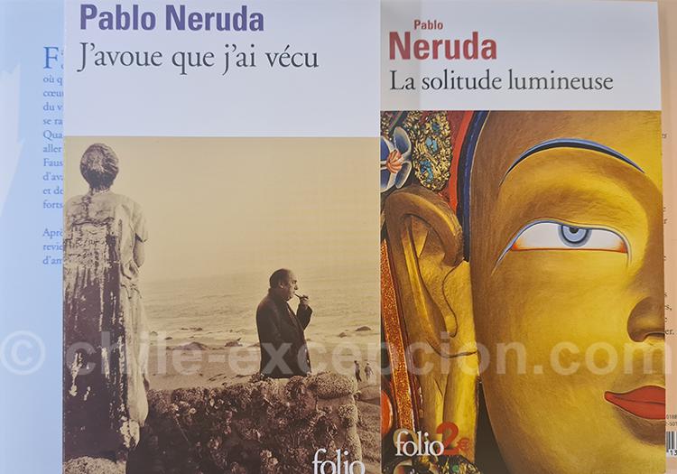 Œuvres de Pablo Neruda