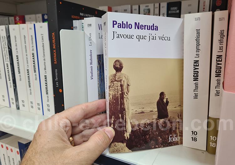 Pablo Neruda, Nobel de Litterature