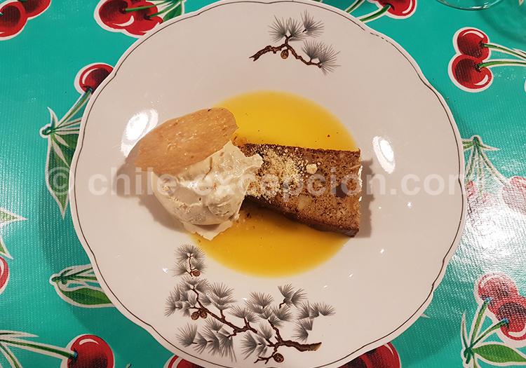 Pan de Pascua, dessert typique du Chili avec l'agence de voyage Chile Excepción