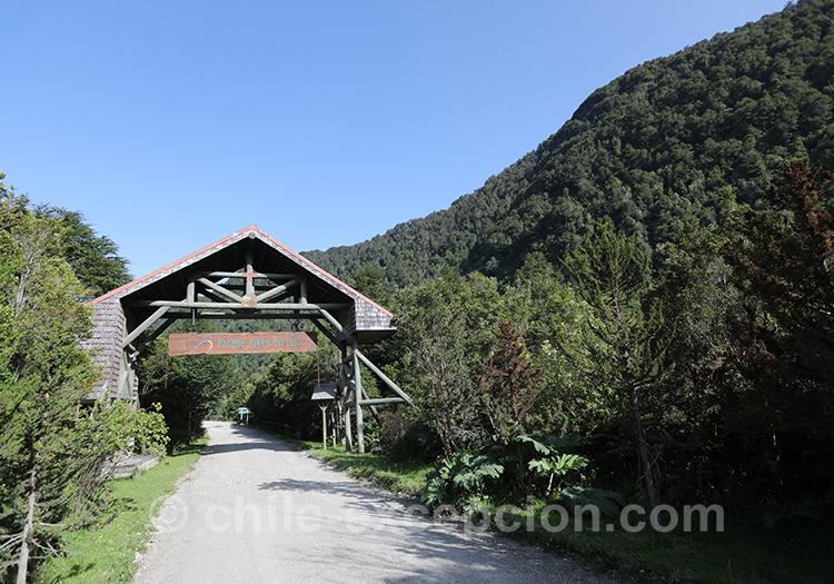 Parc Ayken et lac Riesco, Chili avec l'agence de voyage Chile Excepción