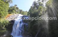 Parc Huerquehue, Saut de Trufulco