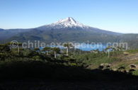 Parc national Conguillio et volcan Llaima