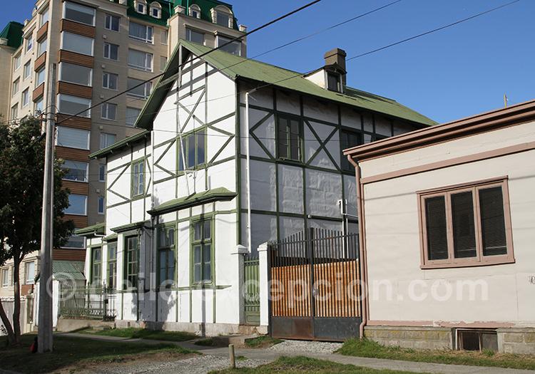 Patrimoine de Punta Arenas