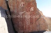 Pétroglyphes, Quebrada de las Pinturas