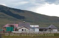 Poste frontière de Cerro Castillo