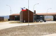 Poste frontière de Huemules, Chili