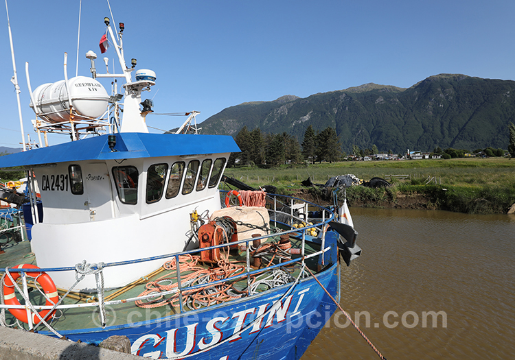 Puerto Aysen, Patagonie Australe, Chili avec l'agence de voyage Chile Excepción