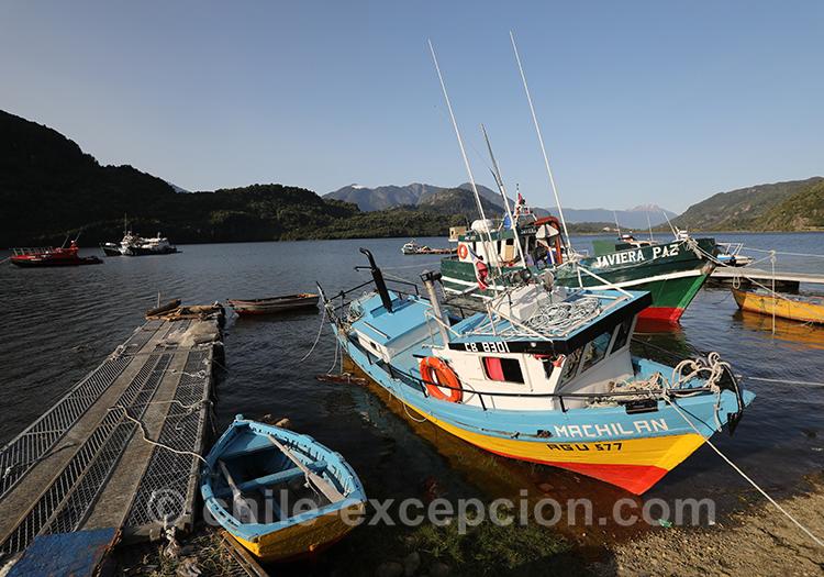 Puerto Chacabuco, Patagonie australe, Chili avec l'agence de voyage Chile Excepción