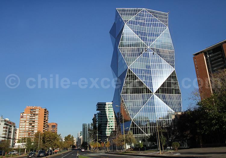 Quartier Las Condes, Santiago