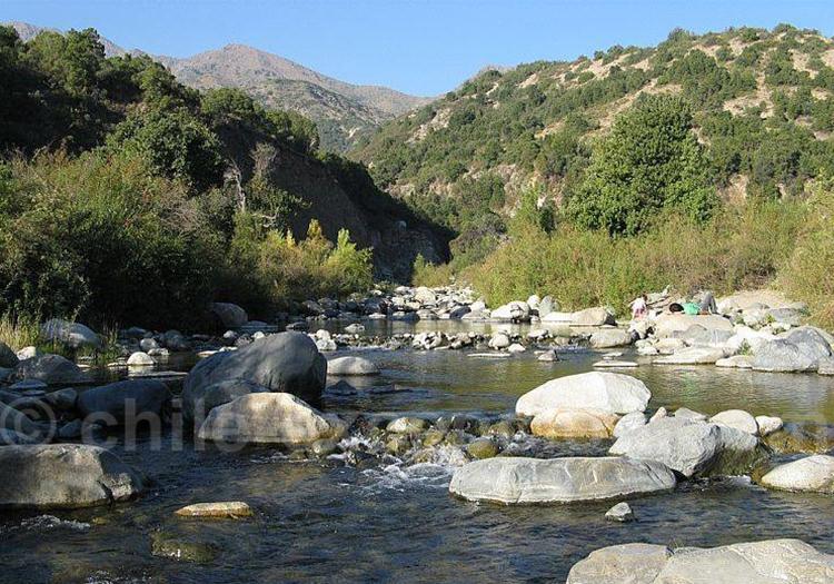 Réserve nationale Río Clarillo