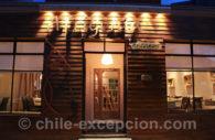 Restaurant Afrigonia, Puerto Natales