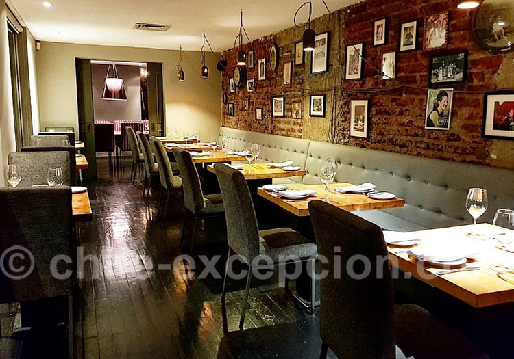 Restaurant Ambrosia, Las Condes
