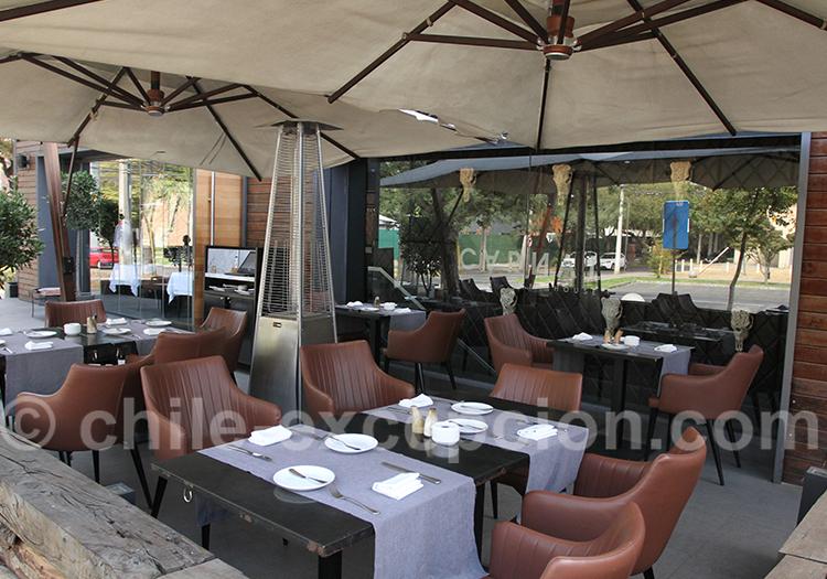 Restaurant Carnal, Vitacura